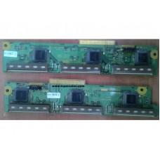 TNPA4194, TNPA4195, TXNSD1HPTB, TXNSU1HPTB, PANASONIC TH-37PV70FA PLAZMA TV BUFFER BOARD