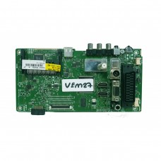 17MB82S, 10094542, 23242282, VESTEL SAT.42FA5000 LED TV , MAİN BOARD, ANA KART (VEM11)
