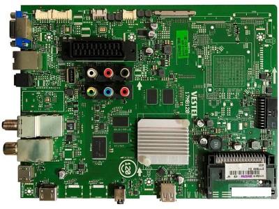 17MB120 , 23430812, 23430813,  040316R2A, Main Board, Vestel Led Tv Main Board , (VEM56)-VM1