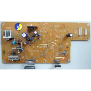 PE0373 , PE0373 A , V28A00050501 , TOSHIBA , 42A3000PG , FULL HD , Power Board , Besleme Kartı , PSU