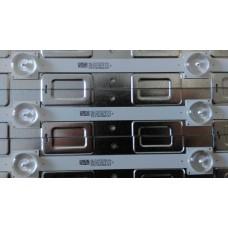 05D430307000-X1, YAL13-00730300-35, F5 190-195 3.0-3.3 C, LC430DUY-SHA1, Axen AX43DIL005/1032, Led Bar, Panel Ledleri, Backligth Strip ,(9327)