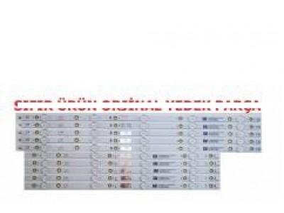 LB49021 V1_00, LB49021 V0_00, 210BZ04DL, 210BZ05DR, 2C775000009Y, TPT490F2-FN02.S, Philips 49PUS6412/12, Panel Ledleri, Led Bar, Backligth , (9345)-L2