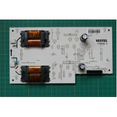 17INV06-3 , 23022894 , 26884383 , Vestel , 42VF8022 , LCD , LC420WUE SD P1 , Inverter Board