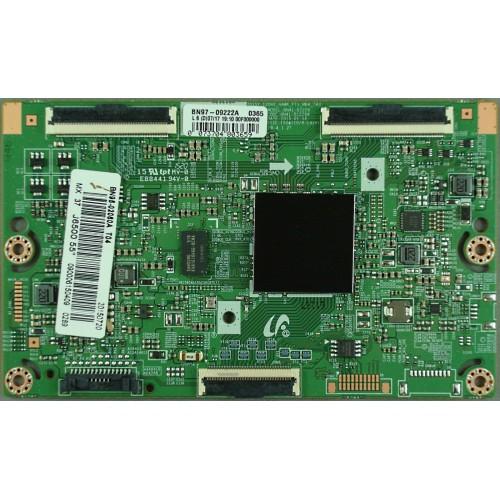SAMSUNG , BN41-02229A, BN41-02229, BN95-02060A, Samsung UE55J6370SUXTK, T CON Board, CY-WJ055CGLV1H , (3538)