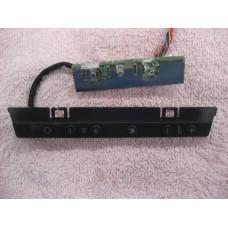 PHILIPS 42PFL3606H 58 LCD TV  715G4702-R01-000-004U TUŞ TAKIMI