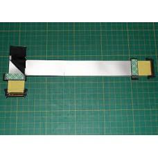 "Samsung 40 ""LCD TV le40a786r2f T-CON LVDS kablo bn96-08479m"