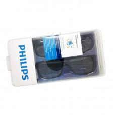Philips PTA436 Pasif 3D Televizyonlar İçin Oyun Gözlüğü SIFIR