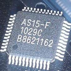 AS15-G, AS15-F, AS15-U, AS15-HAS15-G, AS15-F, AS15-U, AS15-H, AS15-HF, AS15, AS15-AF - LCD TV GAMMA DRIVER IC