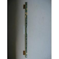 DLED400S4LV0.1 DLED400S4LV0. TOSHIBA VESTEL 40L1333B İÇİN 1 COF IC ve PCB , (PCB6)-1