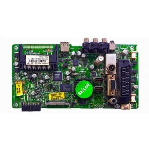17MB81-2, 23052258, 23052259, Vestel 42PF5040, Main Board, Ana Kart, LC420WUN-SCB1(VEM59)